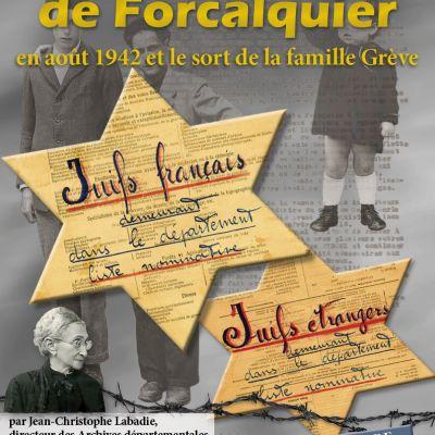 La rafle juive de Forcalquier