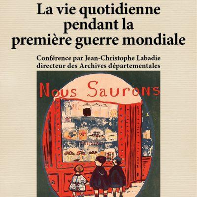 Conférence à Montagnac