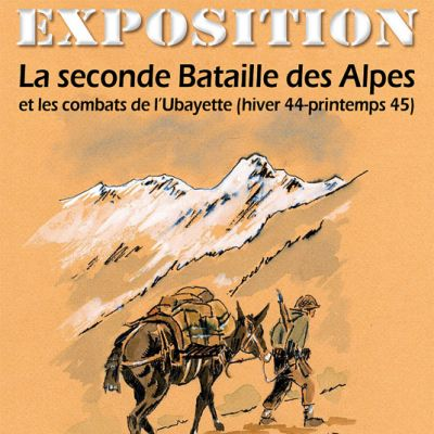 La seconde bataille des Alpes