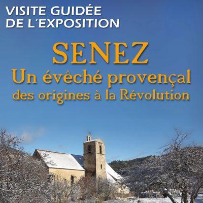 Visite exposition Senez
