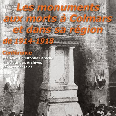Monuments aux morts de Colmars