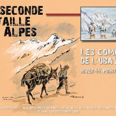 La seconde bataille des Alpes