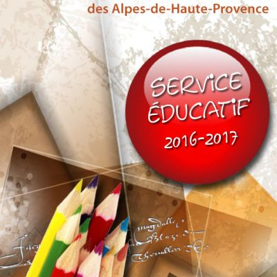 Programme Service Educatif 2016-2017