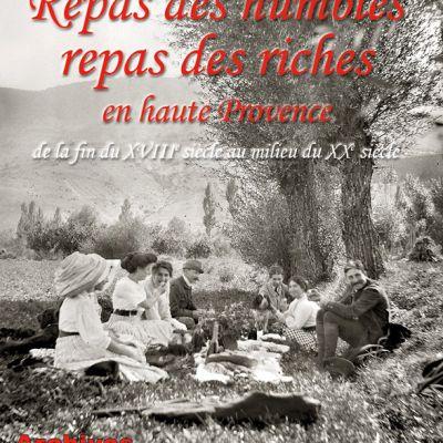 Exposition Repas des humbles repas des riches