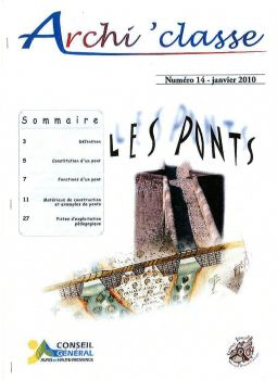 Archi'classes - Les ponts